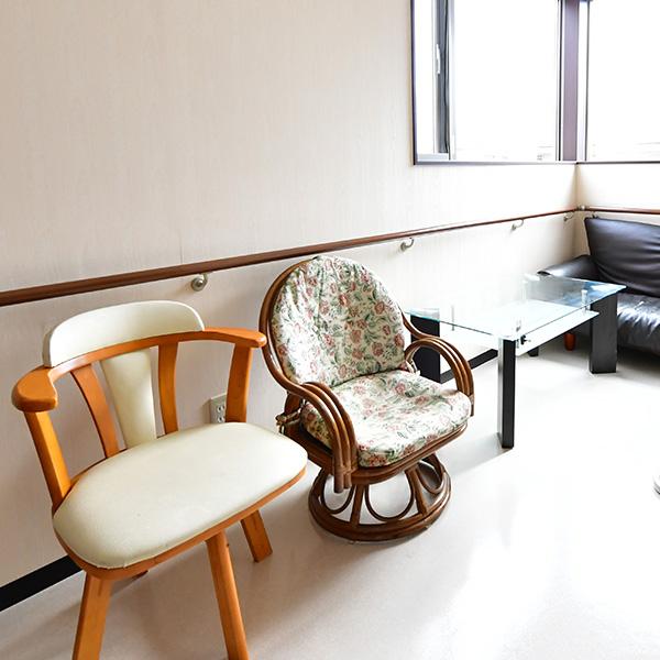 ご利用者様がご自分らしく過ごせる、温かい第二の家となれるように、施設内の設備を充実させました